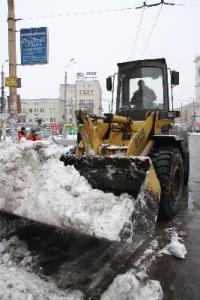 Водителей Запорожья просят не оставлять автомобили на обочинах дорог