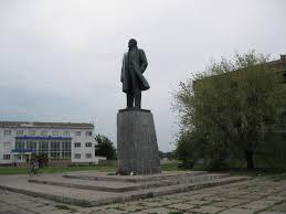 Запорожские правоохранители ищут Ленина