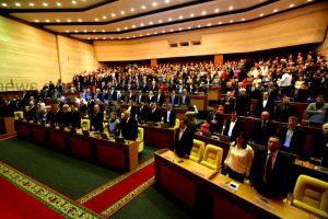 Областной парламент соберется через неделю