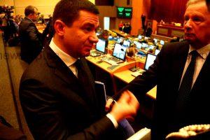 Глава облсовета заявил, что депутаты от «УКРОПА» не хотят работать
