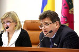 Депутаты выбрали заместителей для запорожского мэра