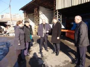 Запорожский мэр дал руководству ЭЛУАДа три месяца