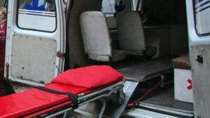 В центрі Запоріжжя автомобіль збив пенсіонерку