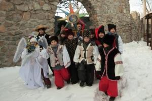Дети из Луганска отметят Рождественские праздники в Запорожье