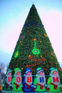 Запорожцев приглашают на открытие главной новогодней елки