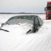 Дорожники рассказали, где водители переждать непогоду