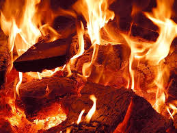 В Запорожской области во время пожара едва не погиб мужчина