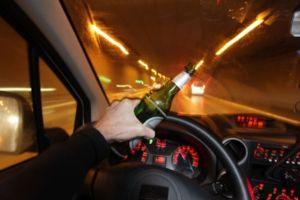 Цифра дня: 9 – столько запорожских водителей управляли авто «под шафе»
