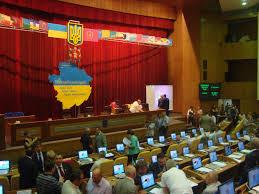 Завтра состоится первая сессия Запорожского областного совета