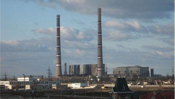 На энергоблоке ДТЭК Запорожской ТЭС произошло ЧП