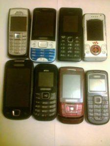 В запорожскую колонию пытались перебросить мобильные телефоны