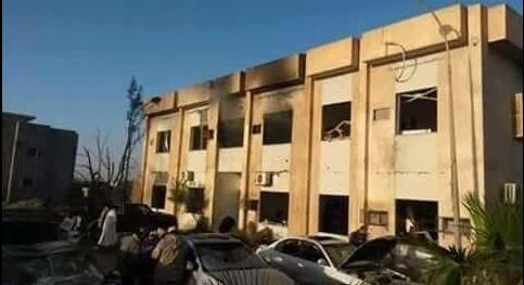 В лагере для полиции в Ливии произошел теракт, около 65 погибших