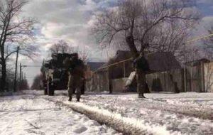 СБУ показала видео задержания в Попасной боевиков