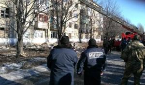 Во время взрыва в многоэтажке на Донбассе погибли двое детей