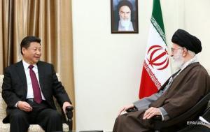 Китай и Иран договорились о стратегическом партнерстве на 25 лет