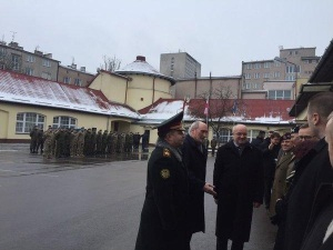 Минобороны Украины, Польши и Литвы запустили работу новой военной бригады