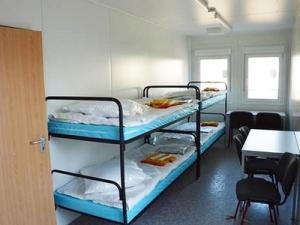 В запорожском модульном городке для переселенцев свободны 168 мест