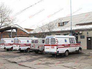 Житель Бердянска умер от пневмонии