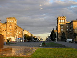 Казацкий или Соборный: депутаты решат, какое имя будет носить запорожский проспект