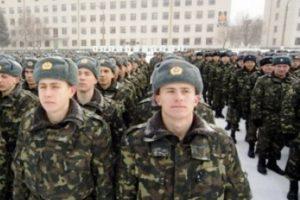 Запорожских мужчин зовут на работу в военкомат