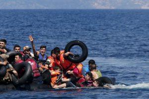 У берегов Турции утонула лодка с мигрантами