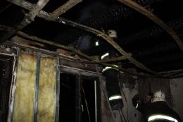 На Кичкасе во время пожара погибла женщина