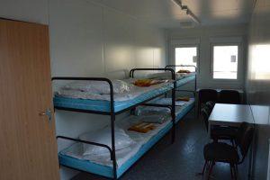 В транзитном городке Запорожья проживают 374 переселенца