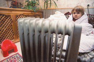 Запорожцам отключат отопление