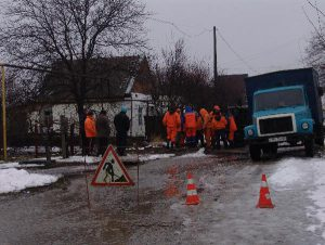 В Запорожье завершили работы на аварийном водопроводе
