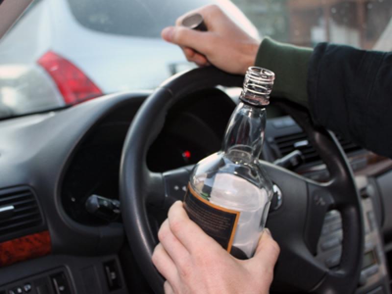 В Запорожье оштрафовали и лишили прав водителя, который сел за руль пьяным