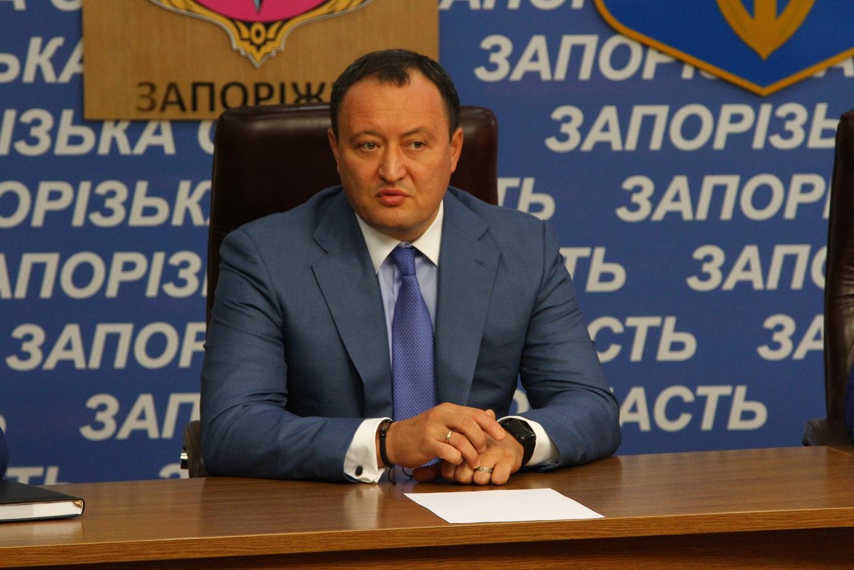 Брыль рассказал об обыске у начальника одного из департаментов и предупредил своих подчиненных о провокациях