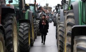 В Греции фермеры грозятся на неделю заблокировать дороги