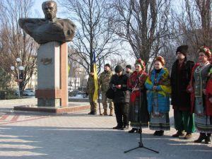Как в Запорожье отмечают День Соборности Украины