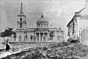 День в истории: 14 января в Васильевке возобновил работу храм с историей