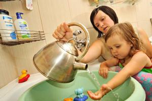 В Запорожье на неопределенный срок отключили горячую воду