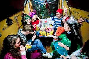 Новый год в поезде встретили более 17 тысяч пассажиров