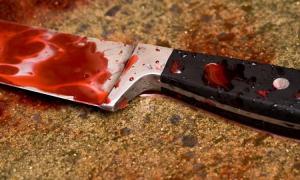 Запорожский полицейский получил ранения, пытаясь успокоить самоубийцу