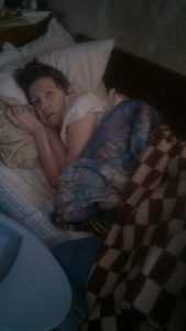 Жительницу Запорожья, которая умирает с голода, госпитализировали