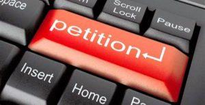Городская власть запустила  сервис для электронных петиций