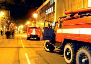 20 спасателей боролись с пожарами в регионе