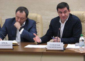 Самардак и Брыль поехали в Киев за деньгами