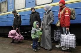 На проживание и питание переселенцев в областном бюджете предусмотрели 5,3 млн грн