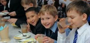 Бердянские школьники продолжат питаться бесплатно