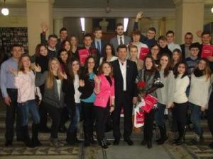 В Запорожском горсовете появится отдел по работе с молодежью