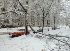 В Украине обесточены более 100 населенных пунктов
