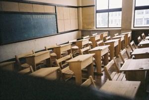 В Бердянске частный предприниматель незаконно обустроил магазин в помещении школы