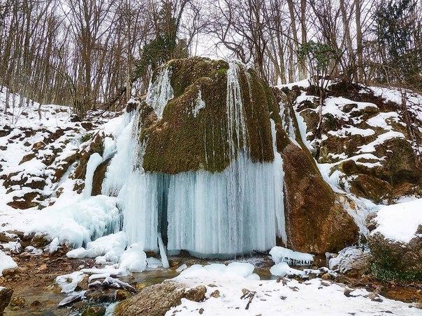 Крым потерял одну из своих самых главных природных достопримечательностей