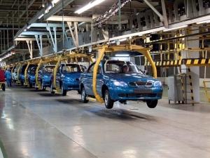 ЗАЗ выпустил с конвейера почти 4000 легковых авто
