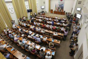На третью сессию Запорожского горсовета пришли 57 депутатов (ОБНОВЛЕНО)