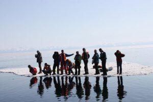 Разлом ледового покрова в Запорожье: 30 человек оторваны от берега (ОБНОВЛЕНО)